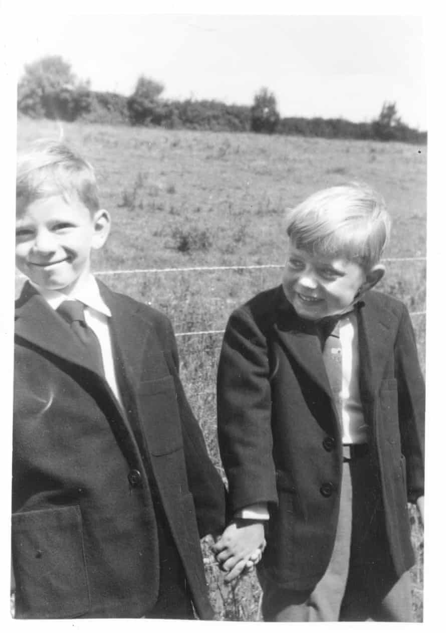 The Jenkins brothers, Devon, 1959