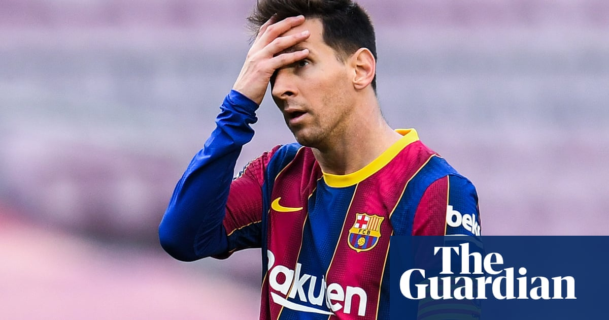 Messi saga springs from Barcelona's grotesque mismanagement