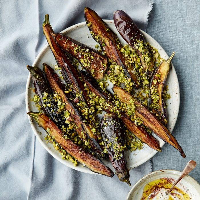 Anna Jones' aubergine recipes | The modern cook | Food | The