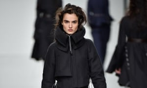 Antonio Berardi channels a 'glamorous walk in the Highlands'