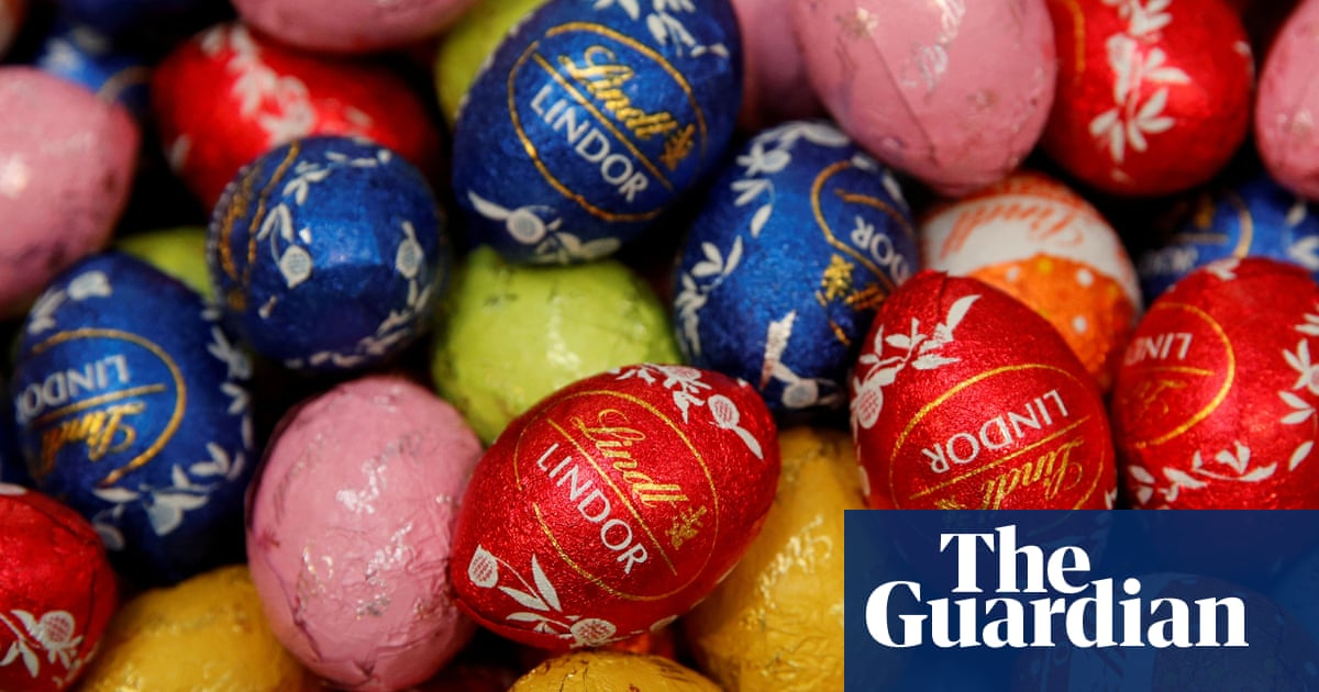 Britons splash out £50m more on Easter treats before Covid lockdown eases