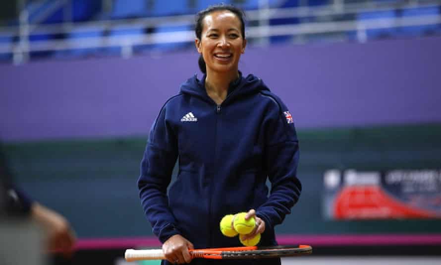 Great Britain's Billie Jean King Cup captain, Anne Keothavong, believes her team are the favourites against Mexico.