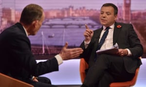 'All very complicated': Arron Banks on The Andrew Marr Show.