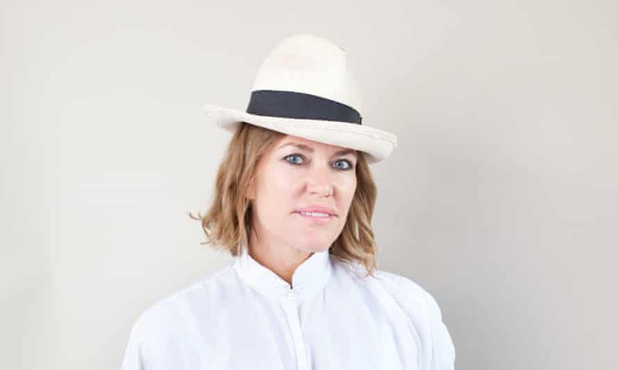 Cerys Matthews photographed in west London for Guardian Weekend magazine, 3 September 2014