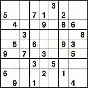 Sudoku 3327