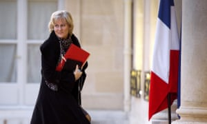 Former secretary of state for family Nadine Morano said that France was a country of white race.