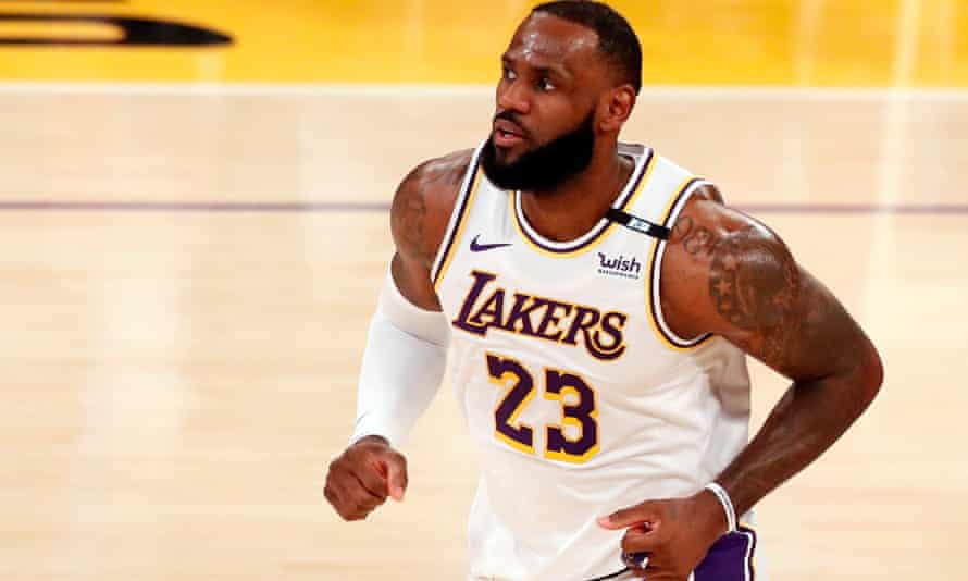 NFTs featuring LeBron James have attracted huge prices