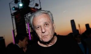 William Goldman at the Tribeca film festival in 2009.