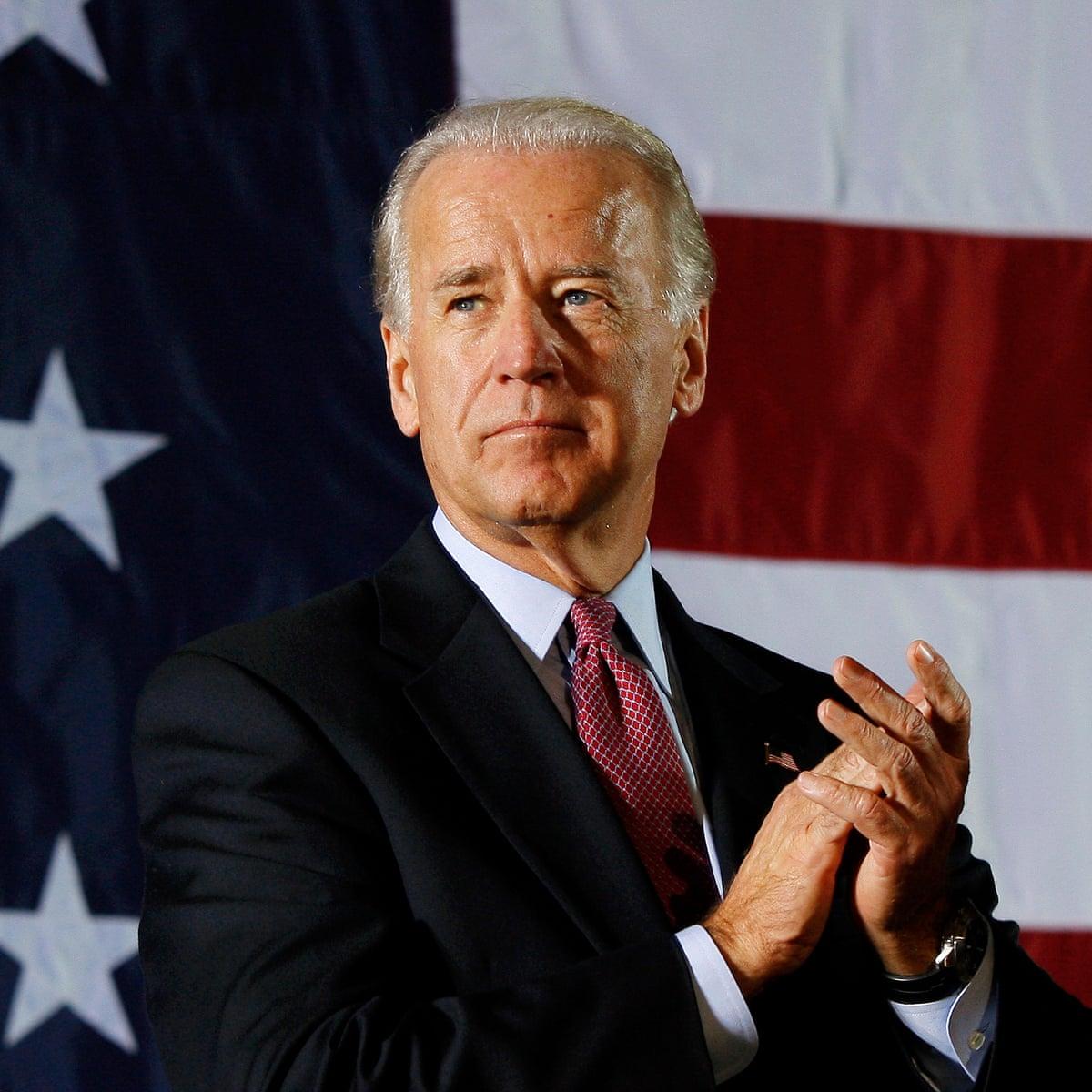 Joe Biden Can A Veteran Centrist Win In The Polarised Age Of Trump Us News The Guardian