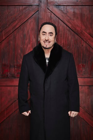 David Gest came 4th on I'm a Celebrity, Get Me Out of Here! in 2006.