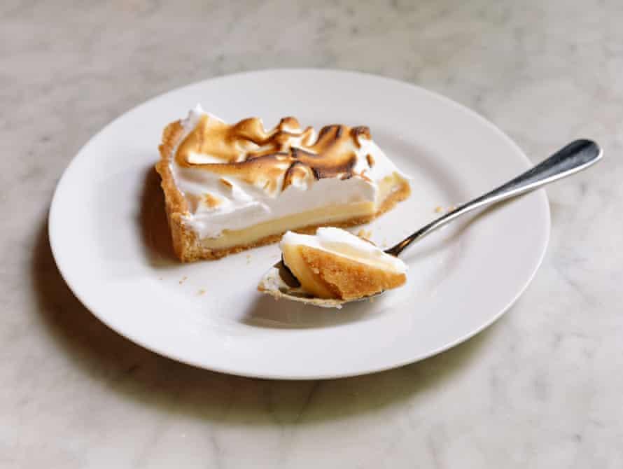 Royale's lemon pie.