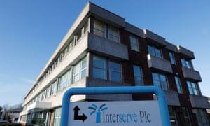 Interserve's headquarters in Twyford