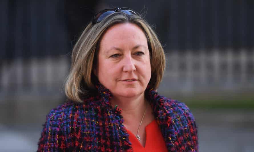 The energy minister, Anne-Marie Trevelyan