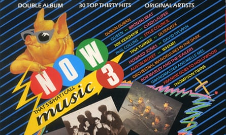 Album cover for Now That's What I call Music 3