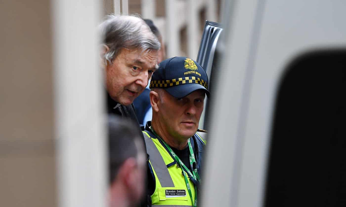 Cardinal Pell likely to be stripped of Order of Australia – as it happened