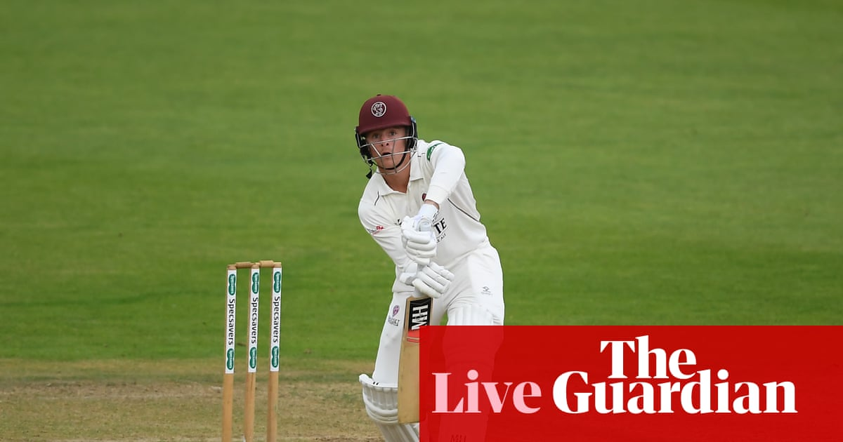 County cricket: Hampshire v Somerset, Essex v Surrey, and more – live!