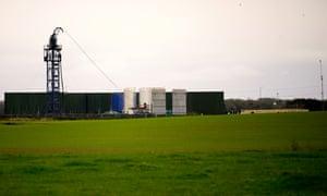 Cuadrilla's Preston New Road drill site