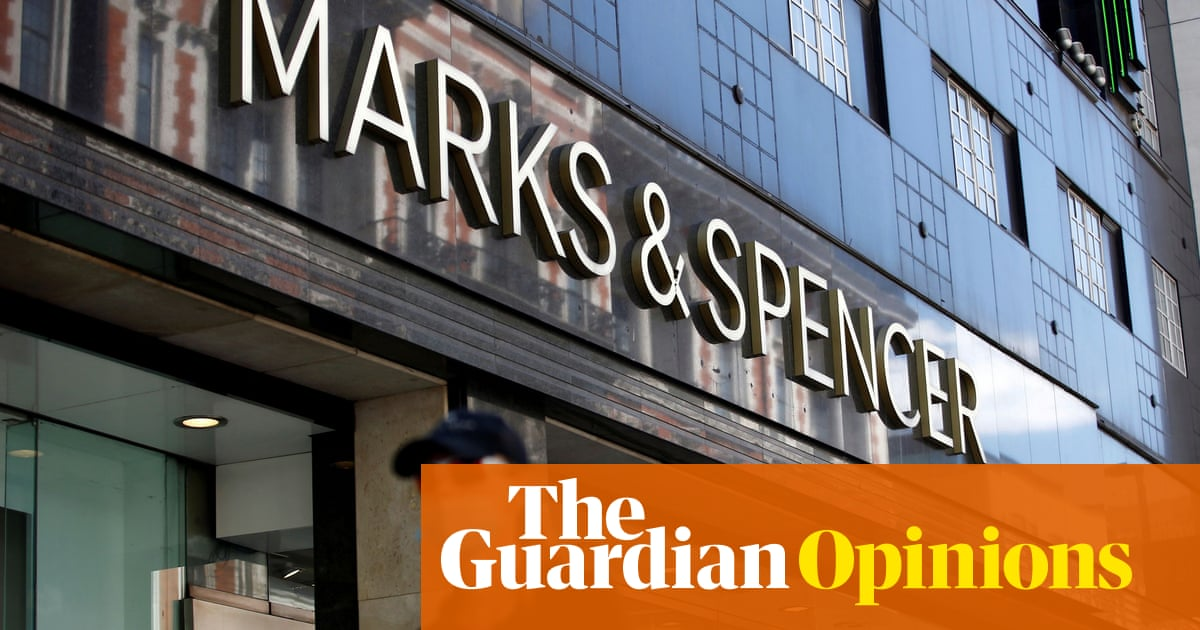 More heresy from Marks & Spencer with plan to sell rivals' clothing