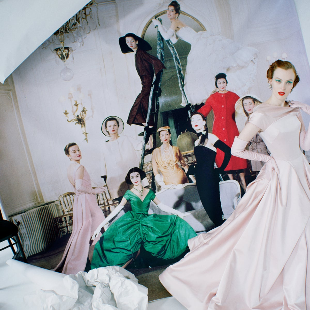 Tim Walker There S An Extremity To My Interest In Beauty Fashion The Guardian