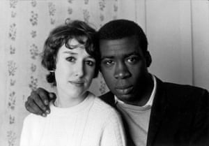 Notting Hill Couple - Charlie Phillips, 1967