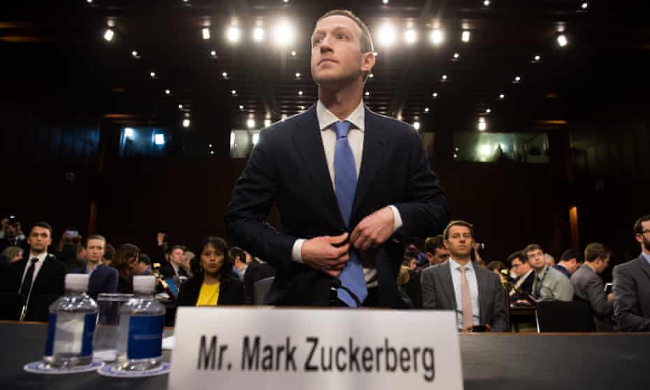 Mark Zuckerberg, Facebook founder and chief executive