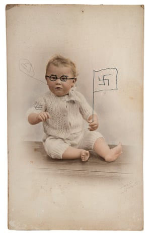 Peter Dorley-Brown, Margate 1921 studio portrait