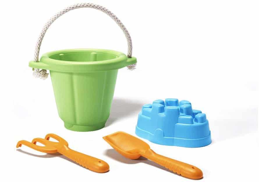 Green Toys play set