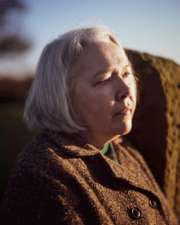 Bloomsbury novelist Susanna Clarke at her home in the Peak district.
