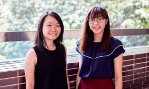 Joyce Fung and Jessie Leung are trying to break the taboo surrounding menstruation in Hong Kong