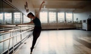 Deborah Bull in 1999 at the Royal Ballet