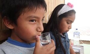 Aaron and Jasmin Bueno take chemo-prophylaxis pills