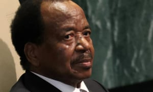 Paul Biya's 35-year rule has been marked by allegations of corruption and cronyism.