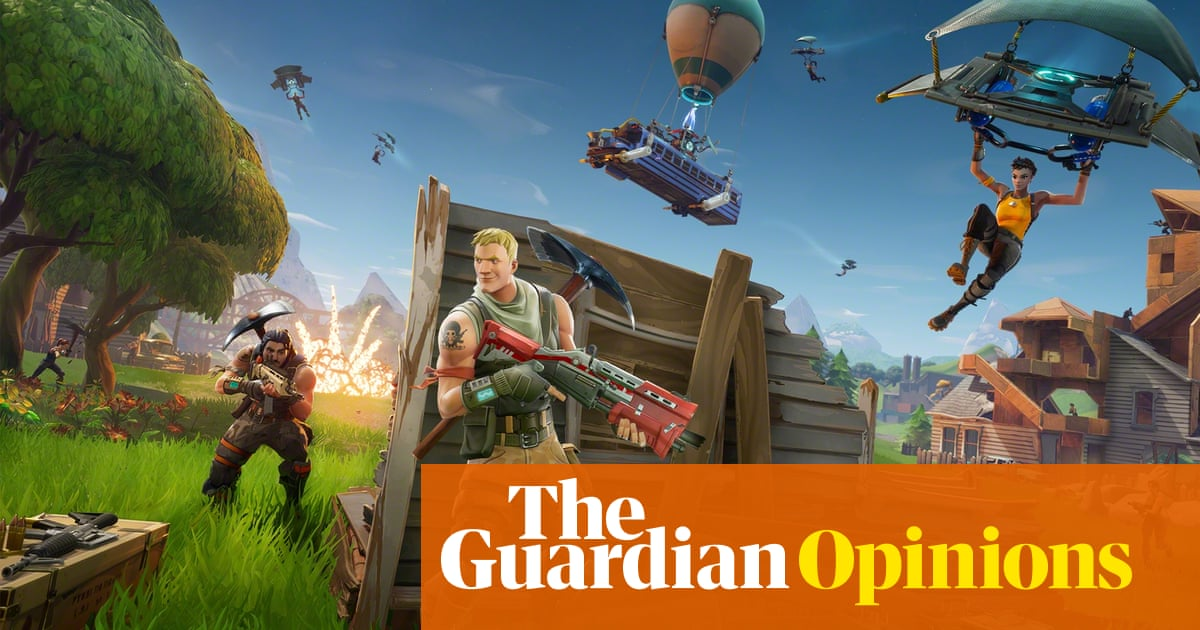 Are Video Games Really Addictive Marc Lewis Opinion The Guardian