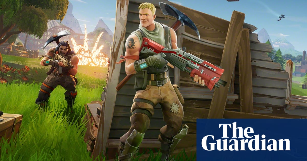 fortnite a parents guide to the most popular video game in schools - fortnite player shooting
