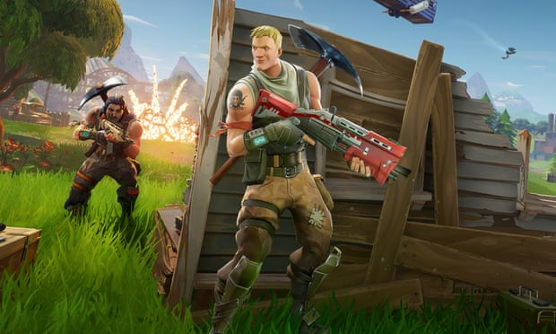 fortnite a parents guide to the most popular video game in schools games the guardian - fortnite free season 4