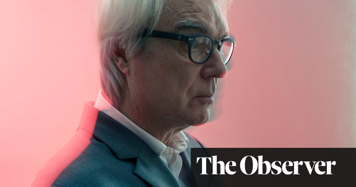David Byrne: Spike Lee and I have a lot in common