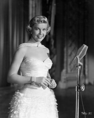 Full of optimism and good nature ... Doris Day in 1950