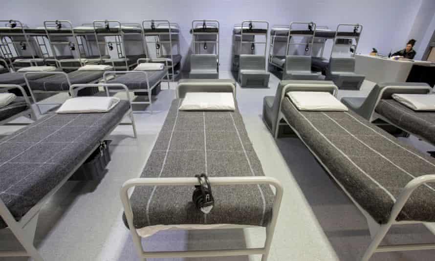 trans detention center