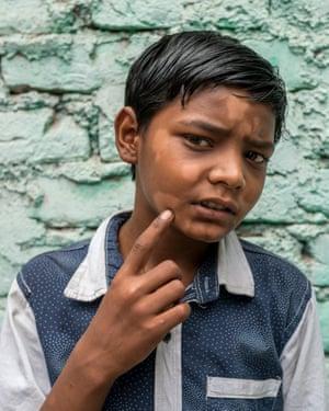Alim from Uttar Pradesh state in India