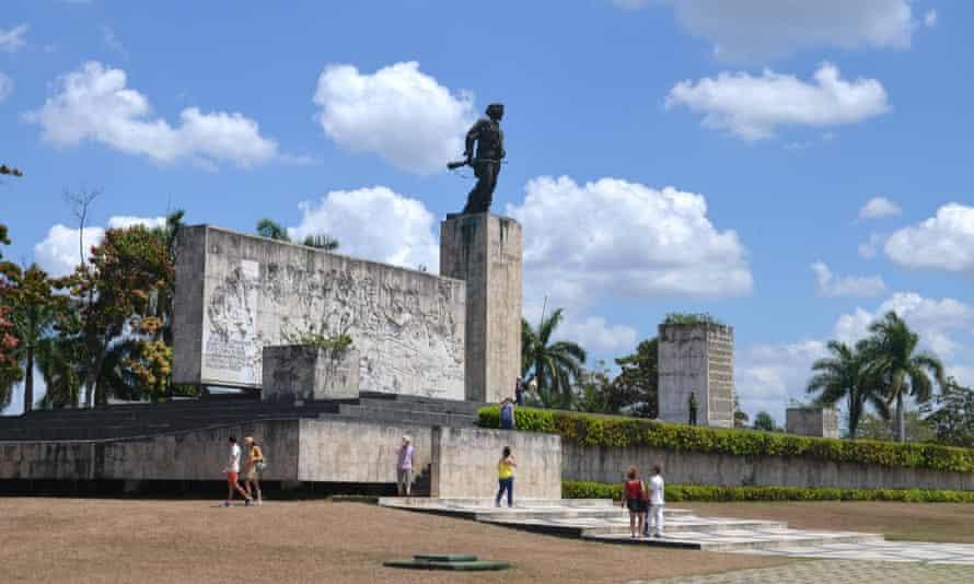 Che Guevara monument and tomb, Santa Clara.