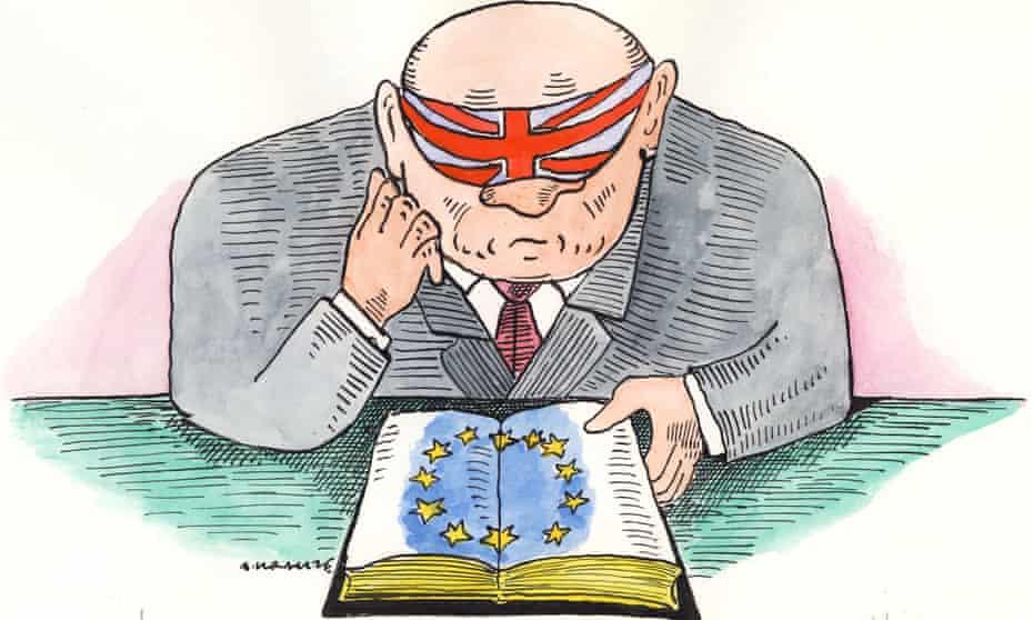 Andrzej Krauze illustration