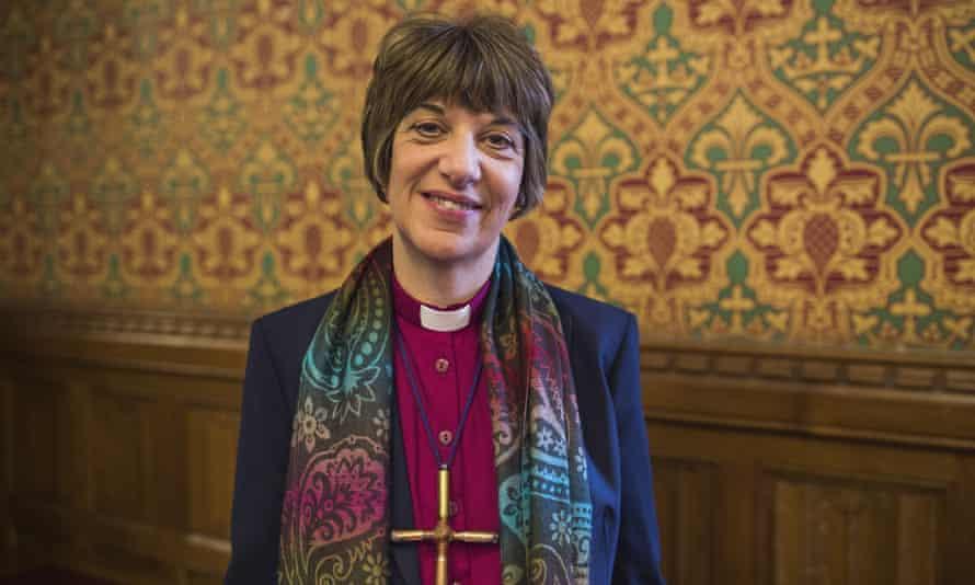 Rachel Treweek, the bishop of Gloucester