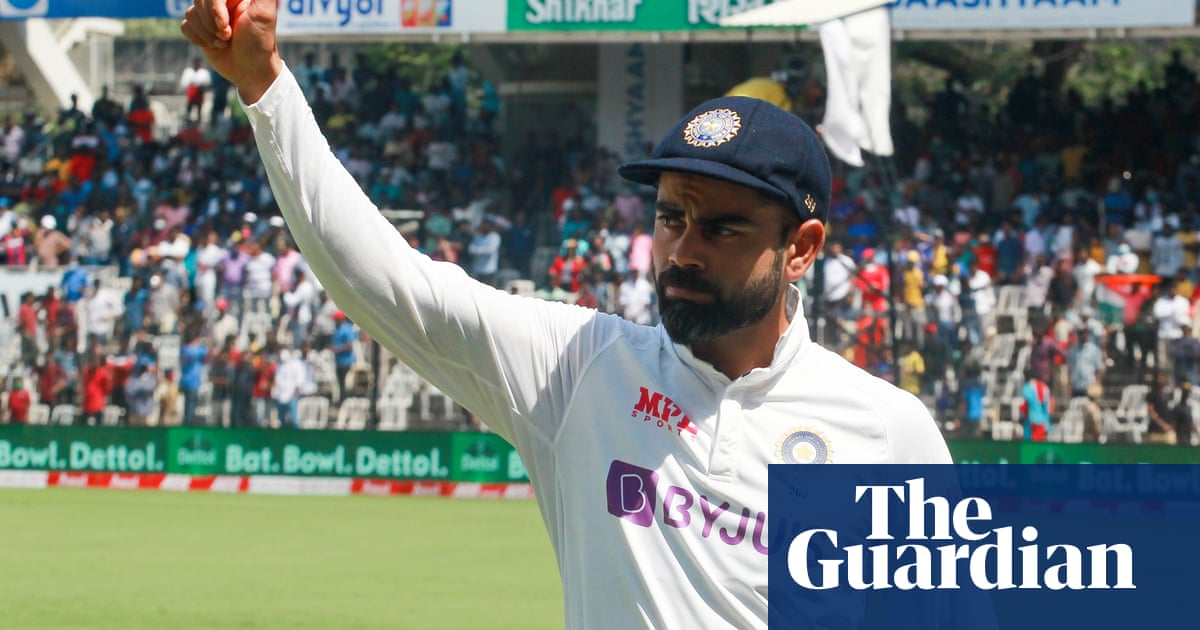 Virat Kohli calls on crowd to make life more difficult for England in third Test