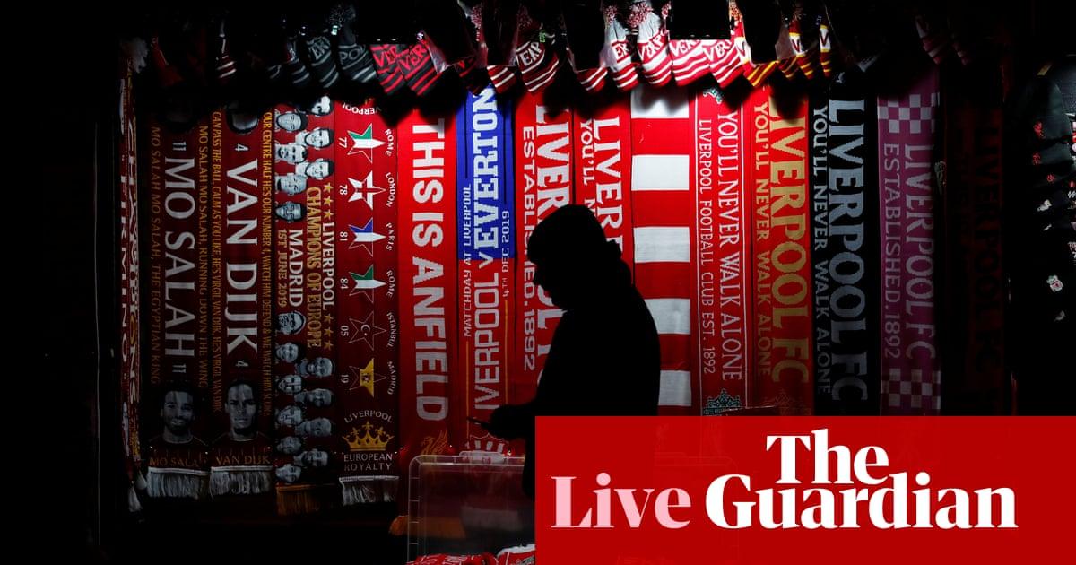 Liverpool v Everton: Premier League – live!
