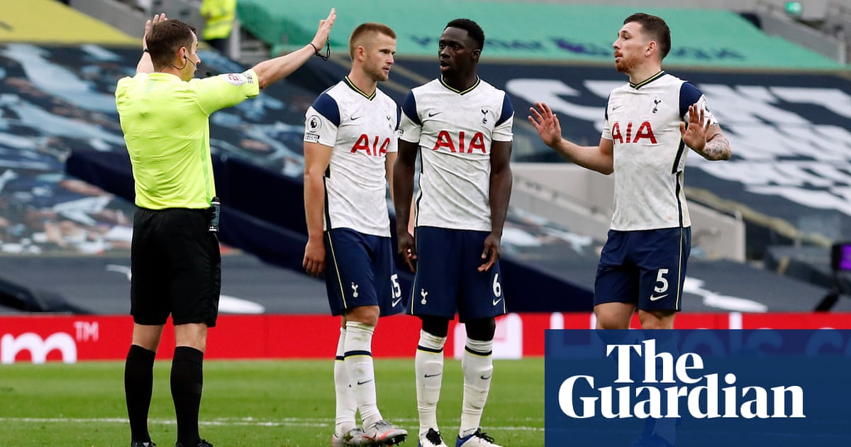Newcastles Callum Wilson grabs point at Spurs amid more late VAR drama