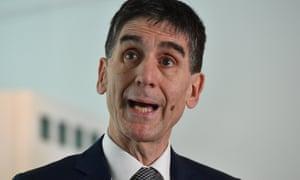 Australian Medical Association president Tony Bartone