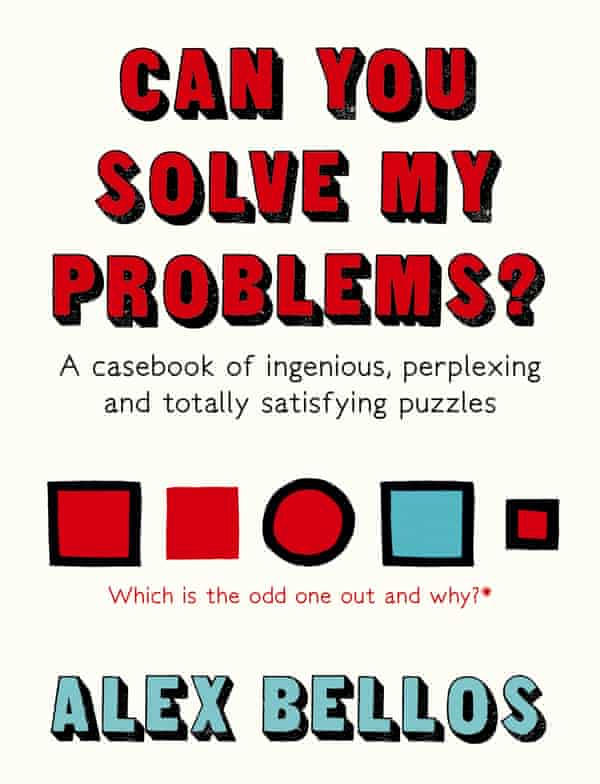 To preorder a copy of Can You Solve My Problems? for £9.99 (RRP £14.99), go to bookshop.theguardian.com or call 0330 333 6846. Free UK p&p over £10, online orders only. Phone orders min. p&p of £1.99.