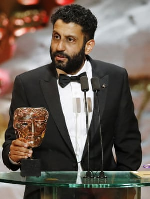 Akhtar is the first non-white actor to win the best actor award at the TV Baftas.