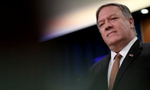 Human rights groups were swift to condemn Mike Pompeo's remarks.