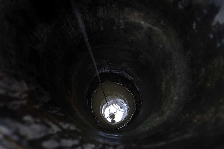 Water from Ciwalengke's well